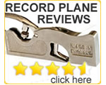 record plane reviews